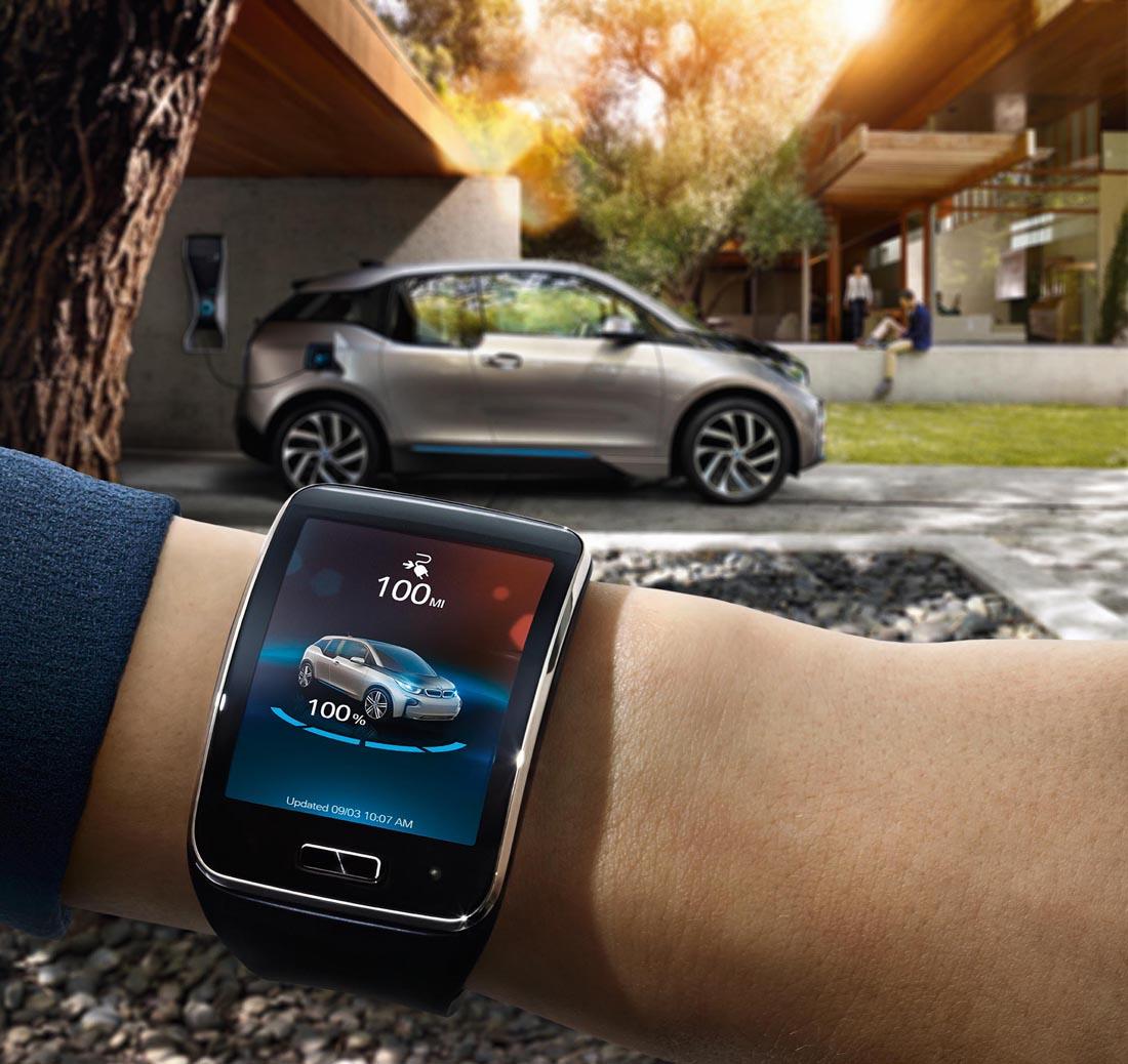 BMW Smart Watch i3