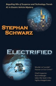 Electrified - Crime Novel with information on electric vehicles