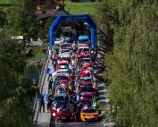 WAVE Trophy 2013 - world's largest electric vehicle rally