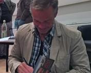 Schauspieler Hannes Jaenicke bei Podiumsdiskussion der ÖDP in München
