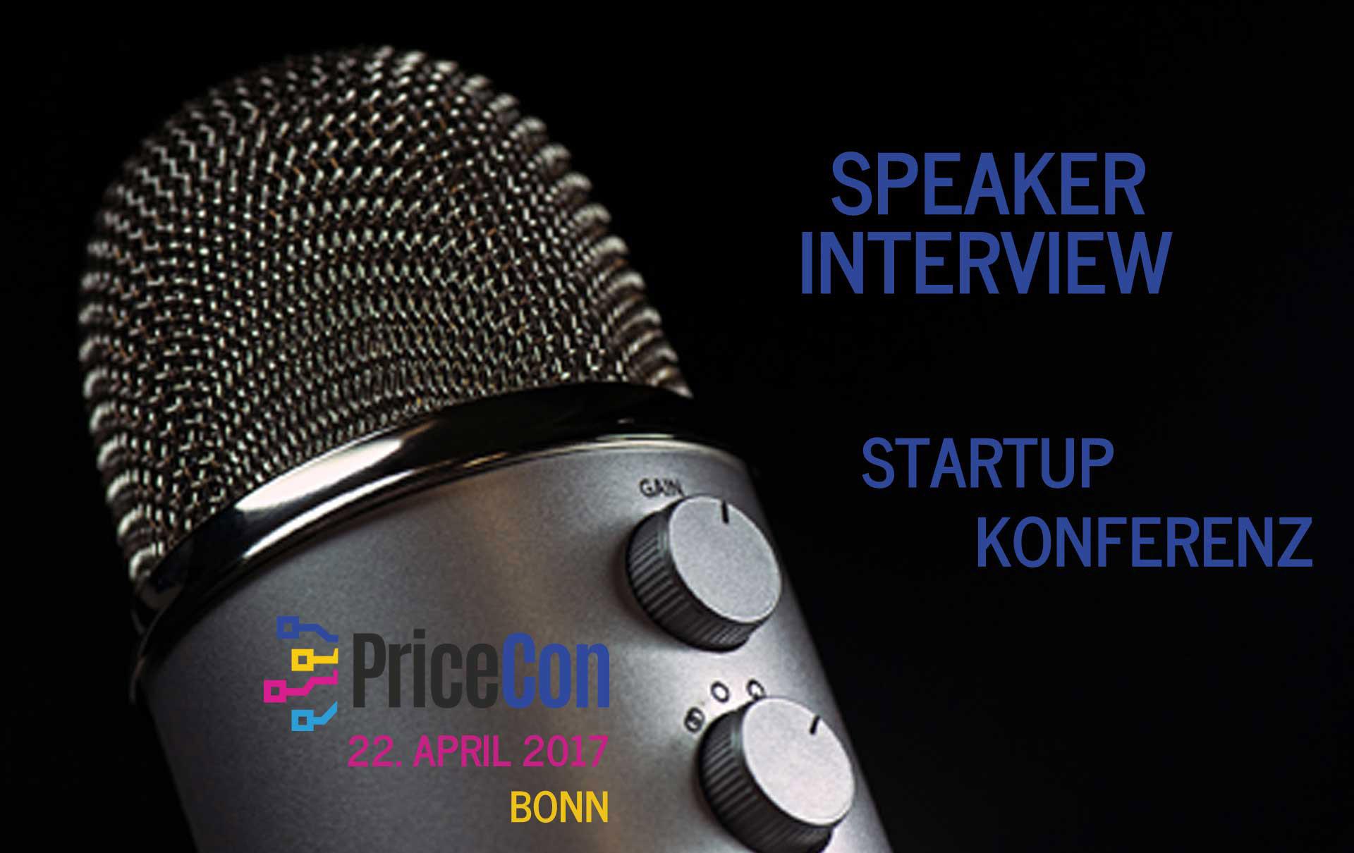 PriceCon 2017 Interview mit Capscovil Gründer
