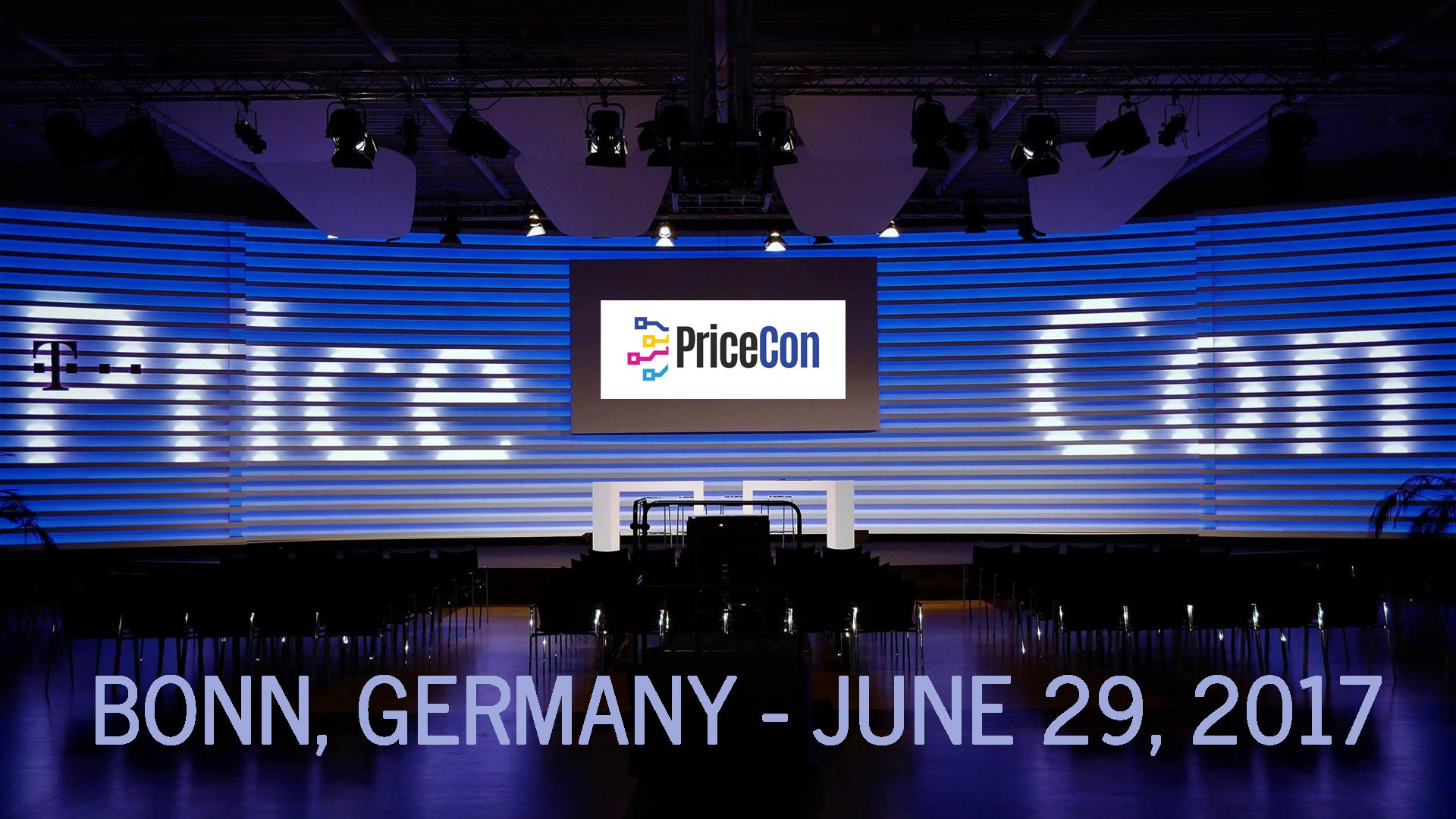 Startup Conference PriceCon Bonn Germany June 29