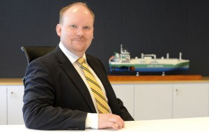 Smart Ship Rolls Royce - Oskar Levander, Rolls-Royce SVP Concepts and Innovation