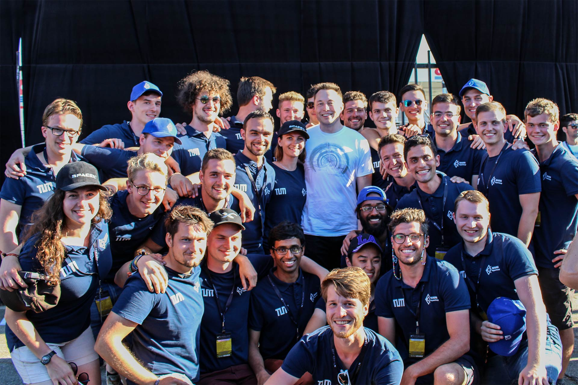 WARR Hyperloop Student Team From TUM Wins 2nd SpaceX Pod Competition