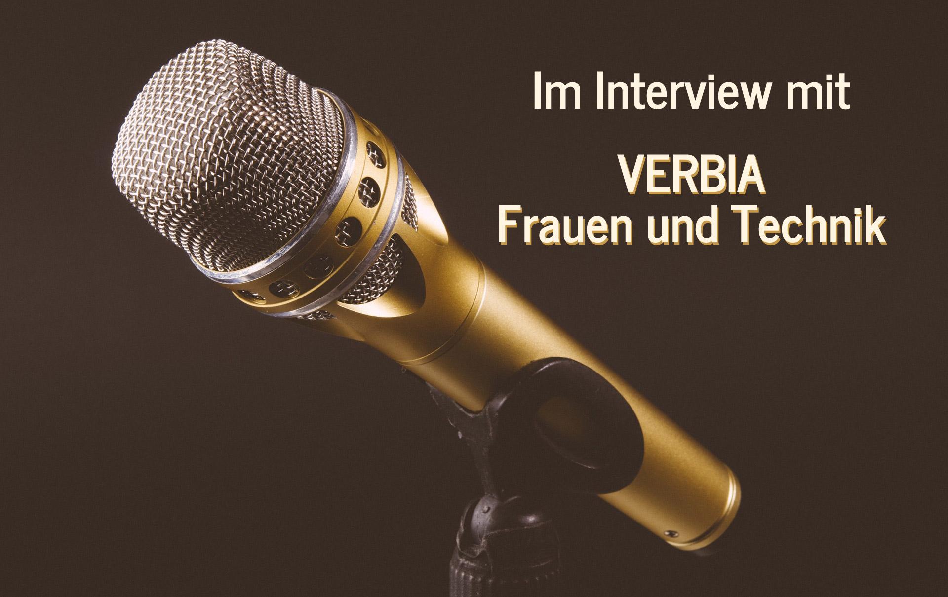 Im Interview mit Simone Fasse von Verbia - Fraunen und Technik