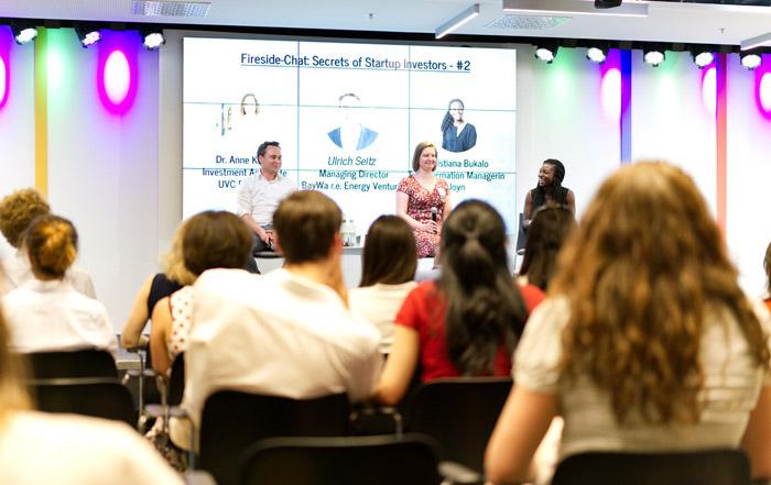 Diversity Natives Speakers Night #2 Secrets of Startup Investors