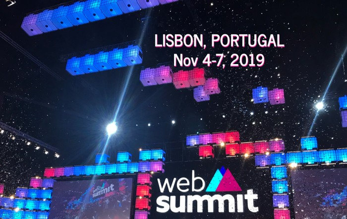 Web Summit 2019 Lisbon Portugal Nov 4-7 The World's Largest Tech Conference